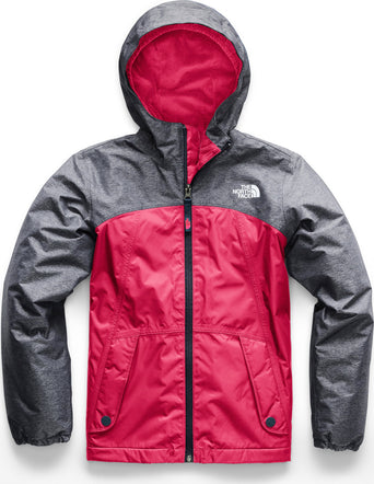 0c946d796 Loading spinner The North Face Warm Storm Jacket - Girls Atomic Pink