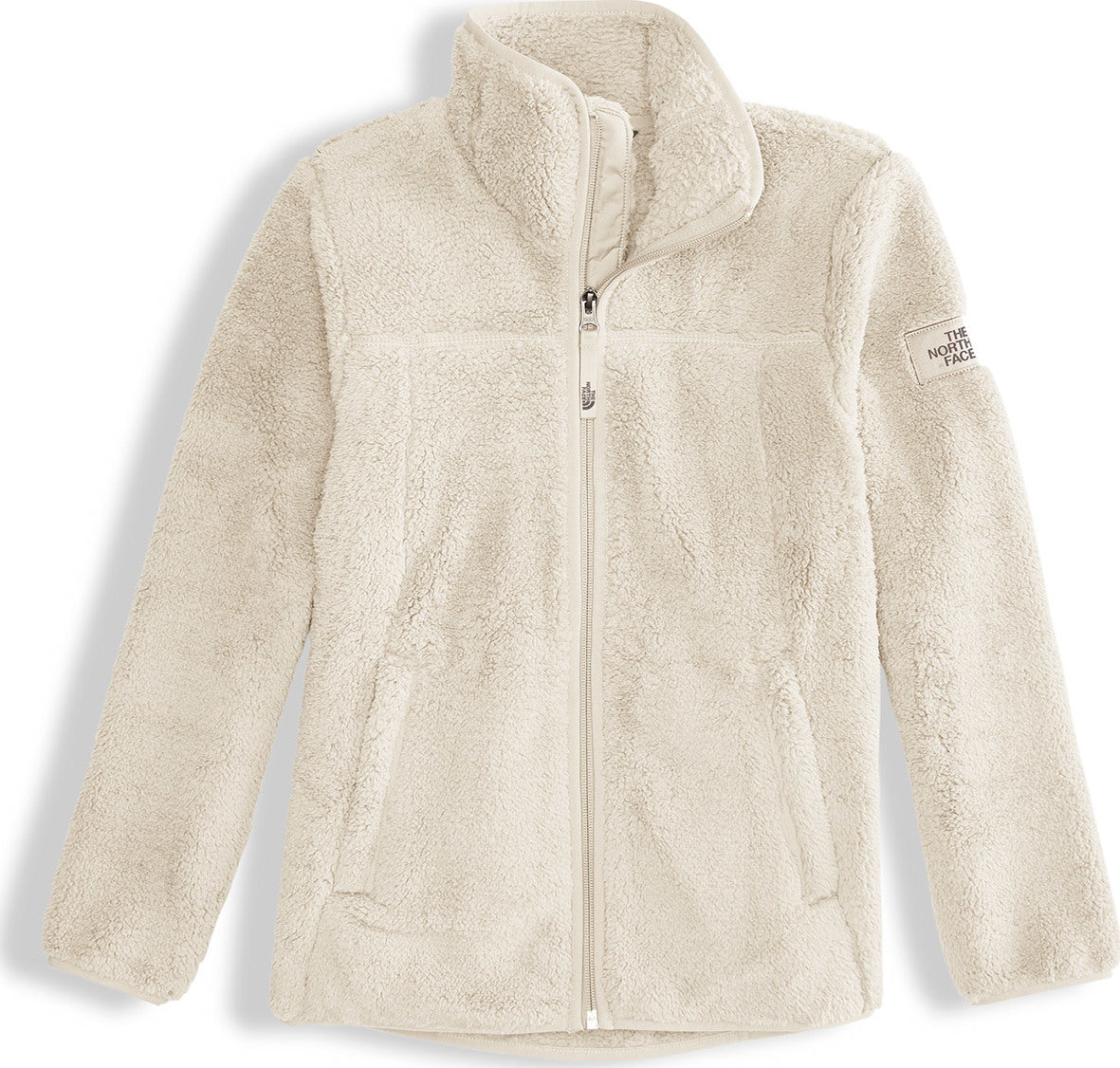 f202950c5db9 The North Face Campshire Full Zip - Girls