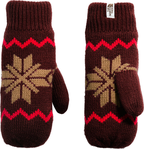 The North Face Fair Isle Mitts - Women's