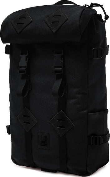 Topo Designs Klettersack Ballistic and Leather 22L