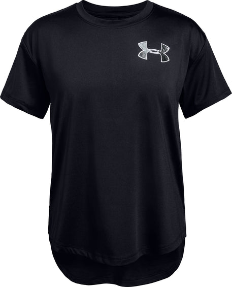 Under Armour HeatGear Armour Tee - Girls