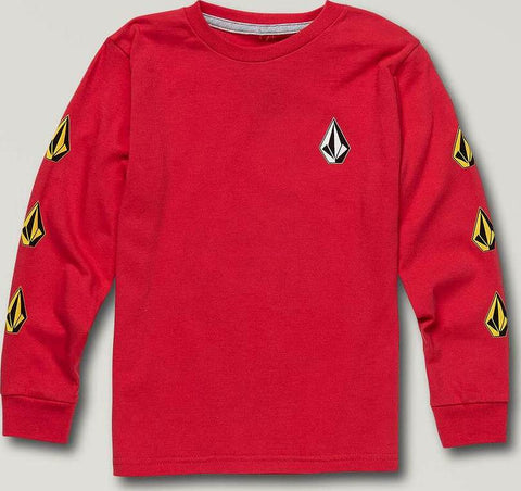 Volcom Deadly Stones Long sleeves Tee - Little Kids