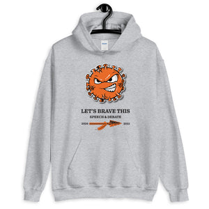 Speech and Debate 2020-2021 Light Hoodies