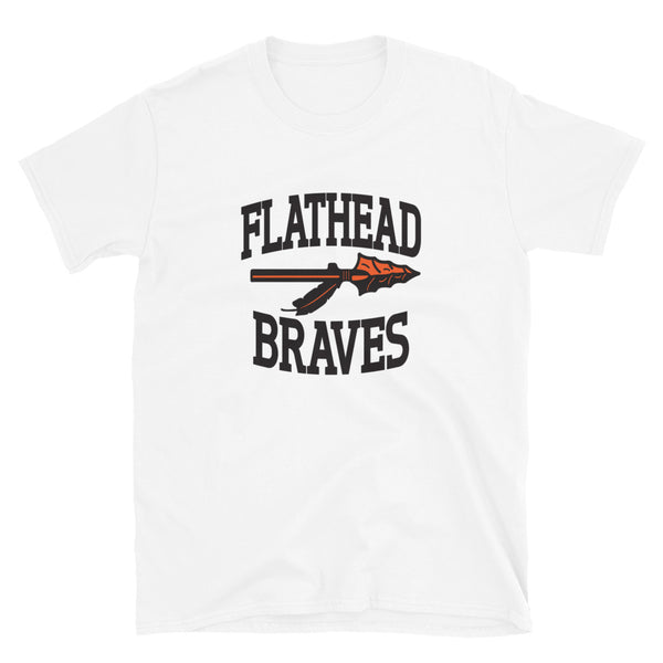 Flathead Braves Short-Sleeve Unisex T-Shirt