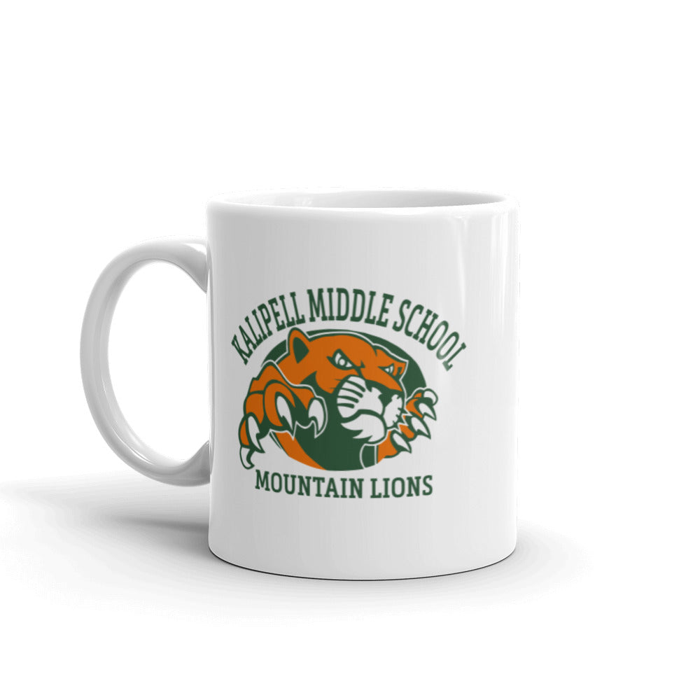 Kalispell Middle School Mug