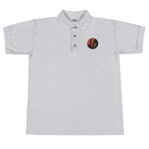 Flathead IB Embroidered Polo Shirt