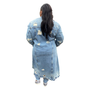 Renegade Denim Jacket PLUS