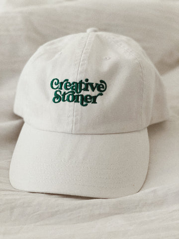 Creative Stoner Champion Dad Hat