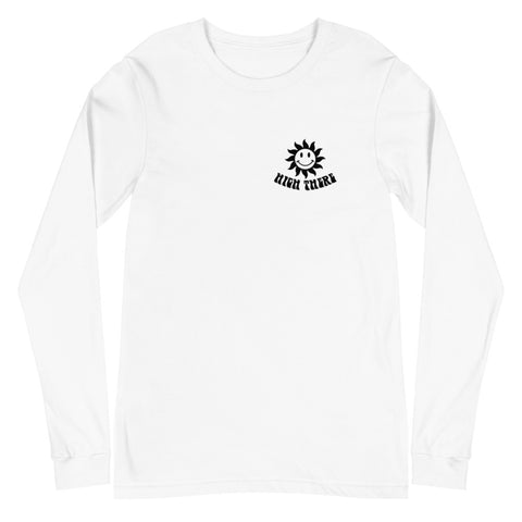 High There Long-Sleeve T-Shirt