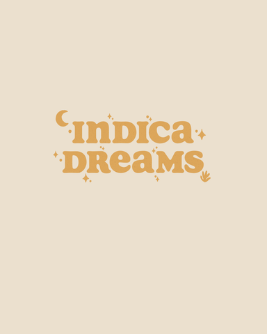 Indica Dreams Art Print
