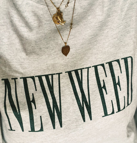 New Weed T-Shirt