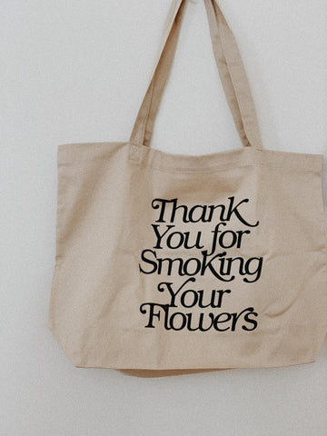 Thank You for Smoking Tote