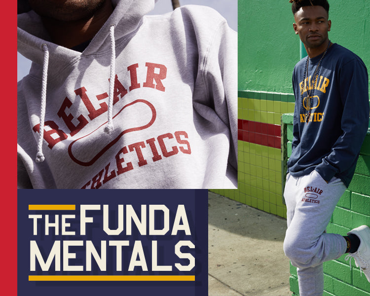 Bel-Air Athletics - The Fundamentals
