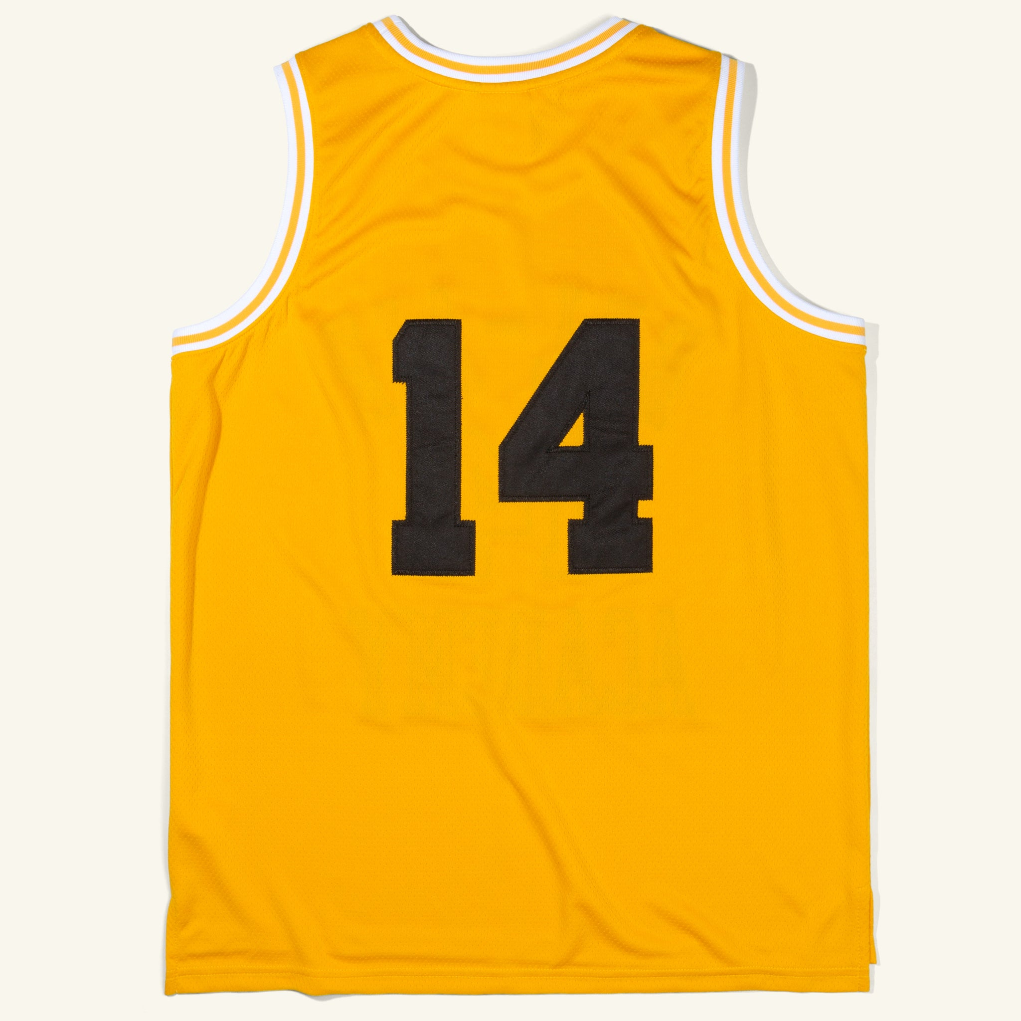 Academy Basketball Jersey Gold Image  #2