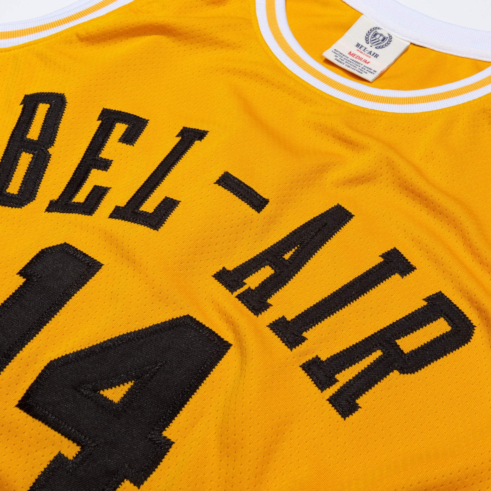 Academy Basketball Jersey Gold Image  #3
