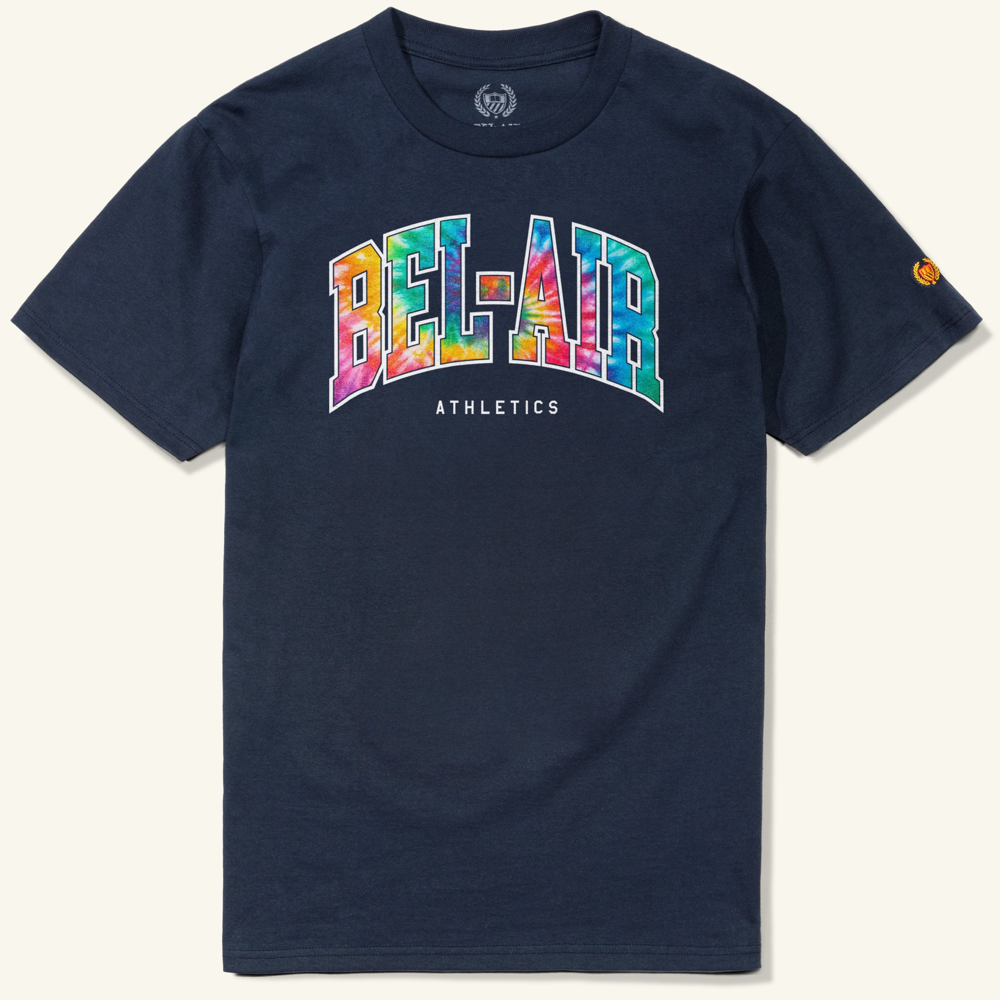 Bel-Air Blazey Navy Tee