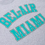 Bel Air Miami Tee Heather Grey Image  #4