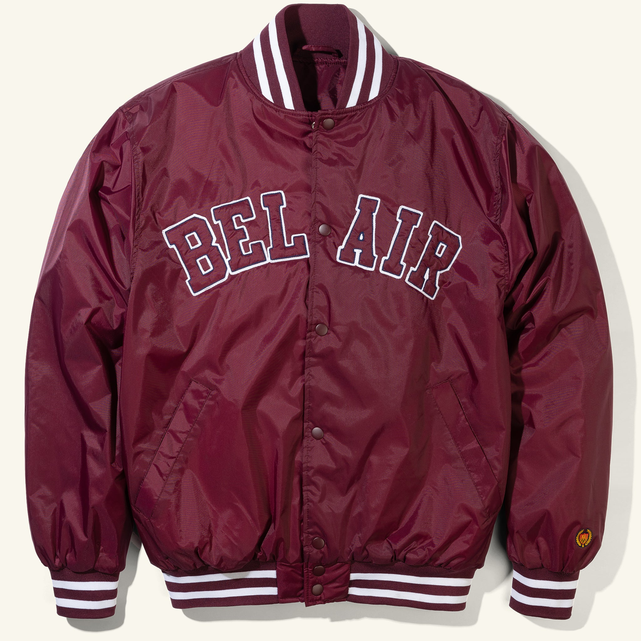 Bel Air Skipper Jacket Crimson Image  #1