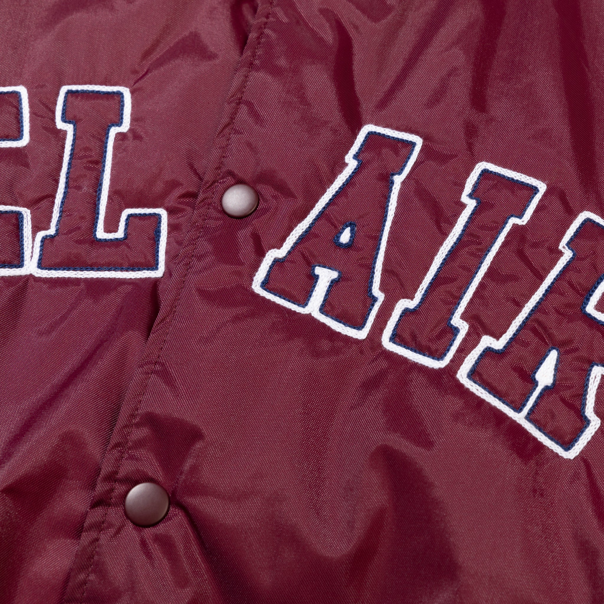 Bel Air Skipper Jacket Crimson Image  #2