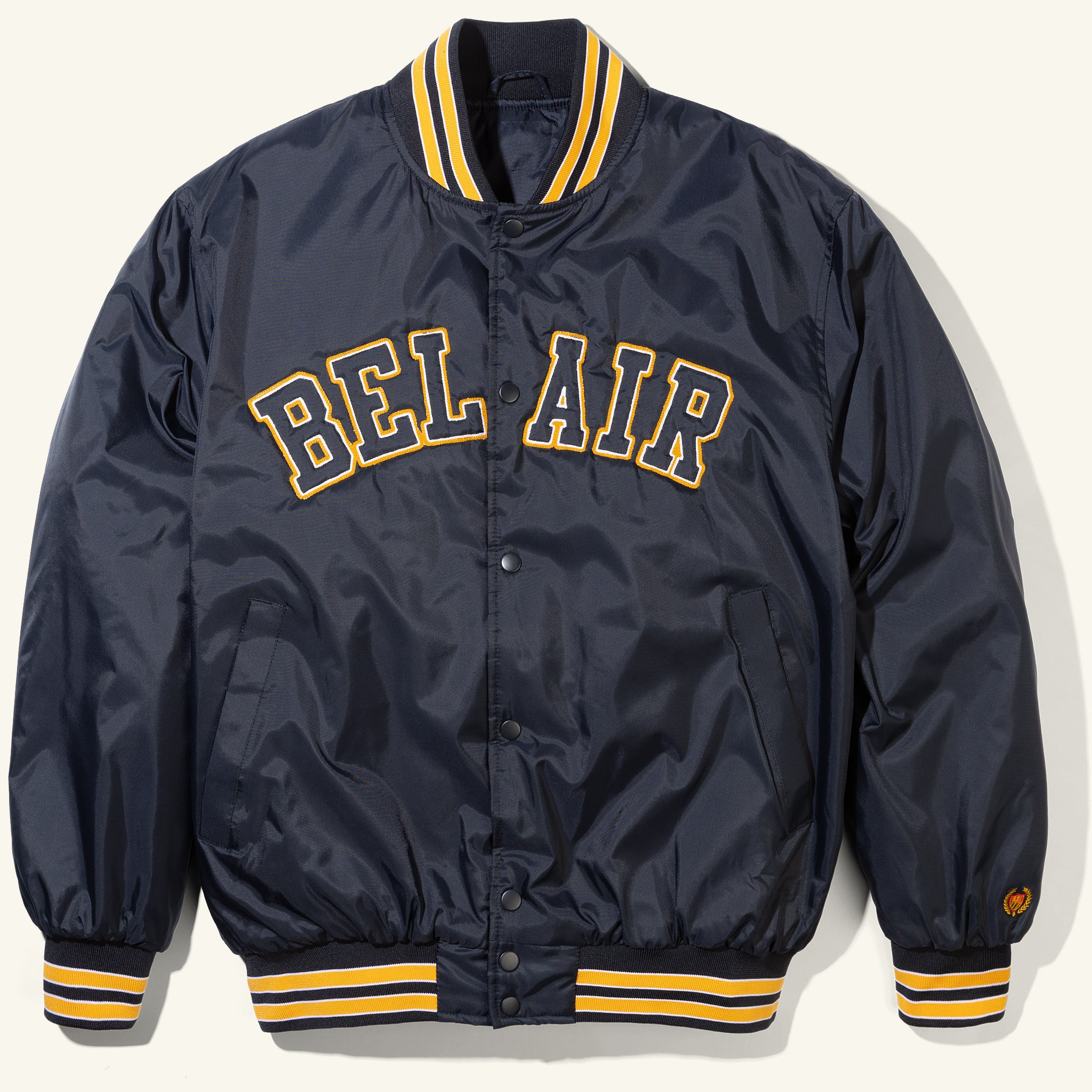 Bel Air Skipper Jacket Navy Image  #1