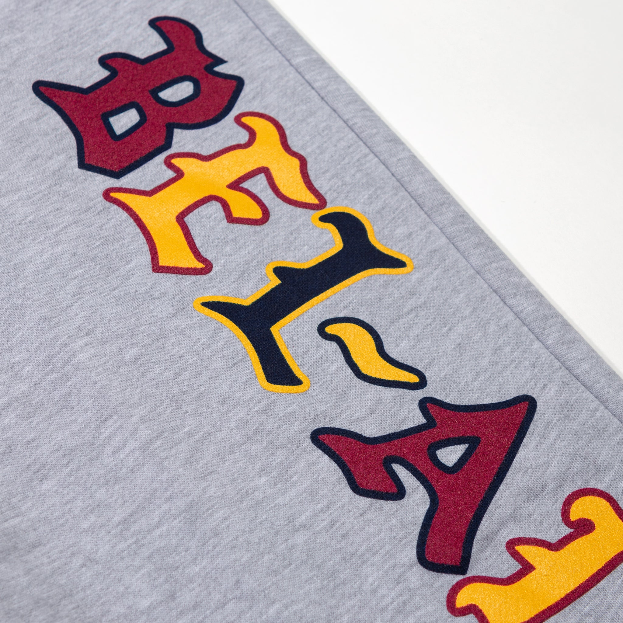 Bengal B Sweatpants Heather Grey Image  #4