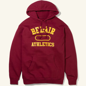 Bel Air Athletics Hoodie Crimson Image  #1