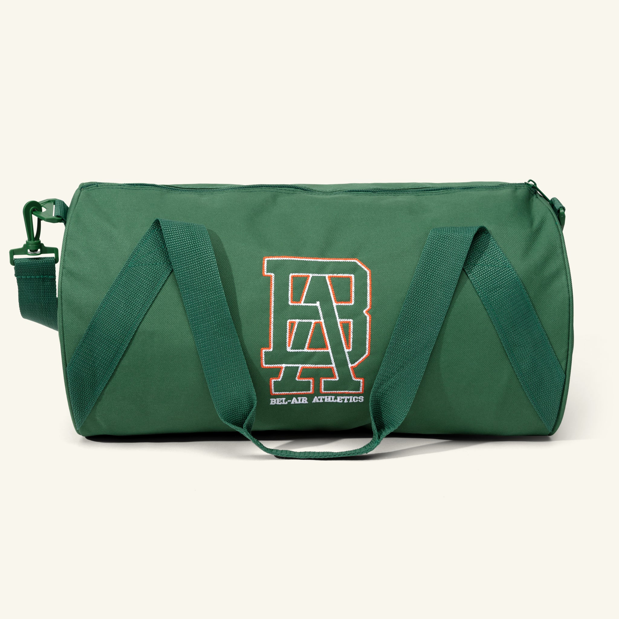 Monogram Duffel Bag, Green