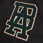 Monogram Letterman Jacket Black Image  #4