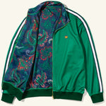 Reversible Track Jacket Lucky Green Image  #2