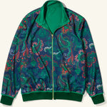 Reversible Track Jacket Lucky Green Image  #3