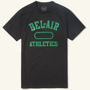 Bel Air Athletics Tee Black Emerald Image  #1