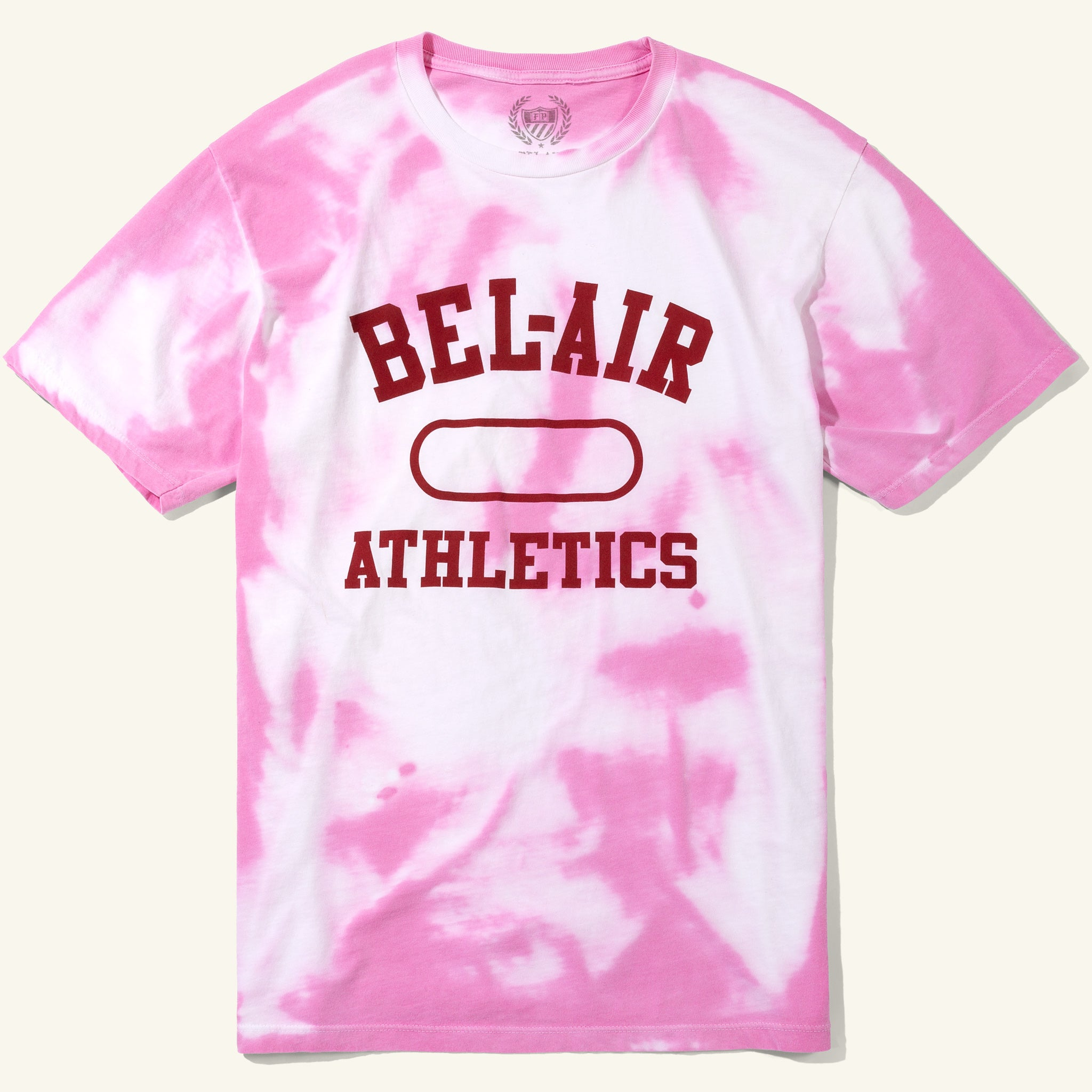 Gym Logo Tee Heat Reactive Pink Image  #1