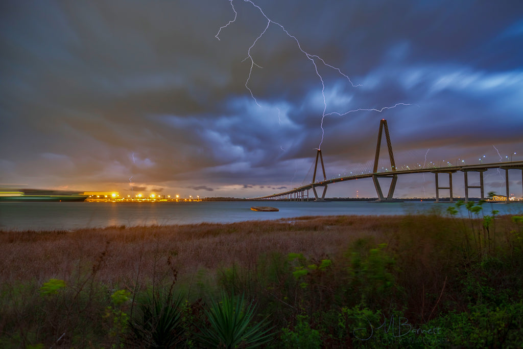 Bridge Lightning