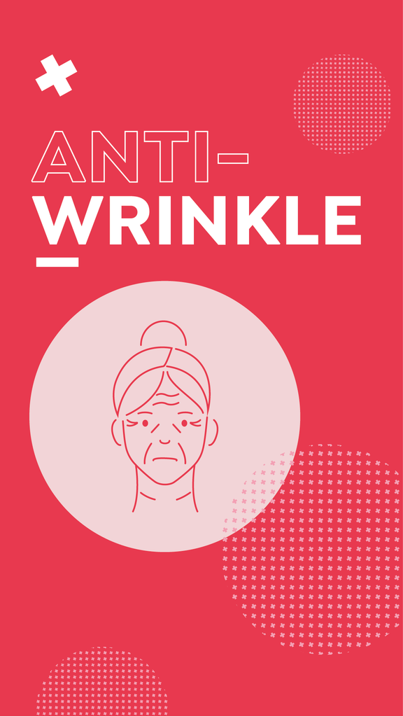 Wrinkle Patches Active ingredients and what they do