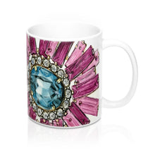 """Bestowed"" by MARIELA Mug 11oz"