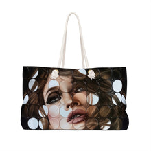"""Leading Dots"" by MARIELA Gym/Shopping/Weekender Bag"