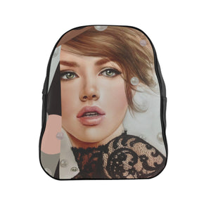 """Spark"" by MARIELA Vegan Leather Fashion Backpack"