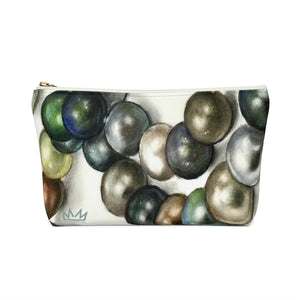 """Grete"" by MARIELA Small Makeup/Accessory Pouch w T-bottom"