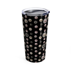"""Coquette Black"" by MARIELA Tumbler 20oz"