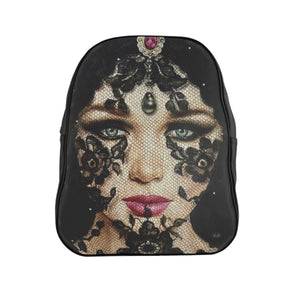 """Mistral"" by MARIELA Vegan Leather Fashion Backpack"