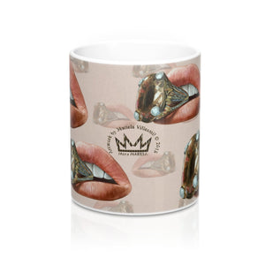 """Très Chic"" by MARIELA Mug 11oz"