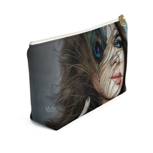 """Mayil Dusk"" by MARIELA Small Makeup/Accessory Pouch w T-bottom"