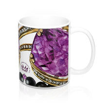 """Gentle Power"" by MARIELA coffee Mug 11oz"