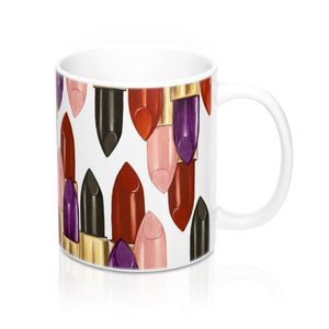 """Fearless"" by MARIELA Mug 11oz"