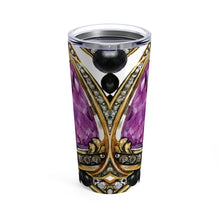 """Gentle Power"" by MARIELA Tumbler 20oz (ORDER BY DEC 14TH FOR DELIVERY BEFORE X-MAS, USA only)"