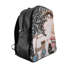 """Lavish"" by MARIELA Fashion Vegan Leather Backpack"