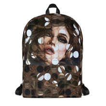 """Leading Dots"" by MARIELA Backpack"
