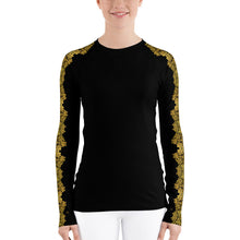 """Gilded Nuit"" by MARIELA Athletic Shirt"