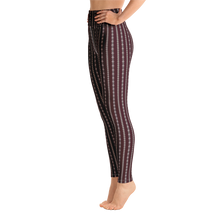 """Coquette Violeta"" by MARIELA Fashion Leggings"