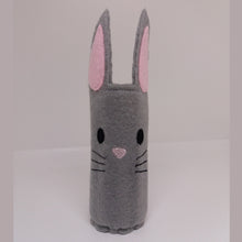 Load image into Gallery viewer, Bunny Pencil Wrap with Colouring Pencils - Little Luna Creations